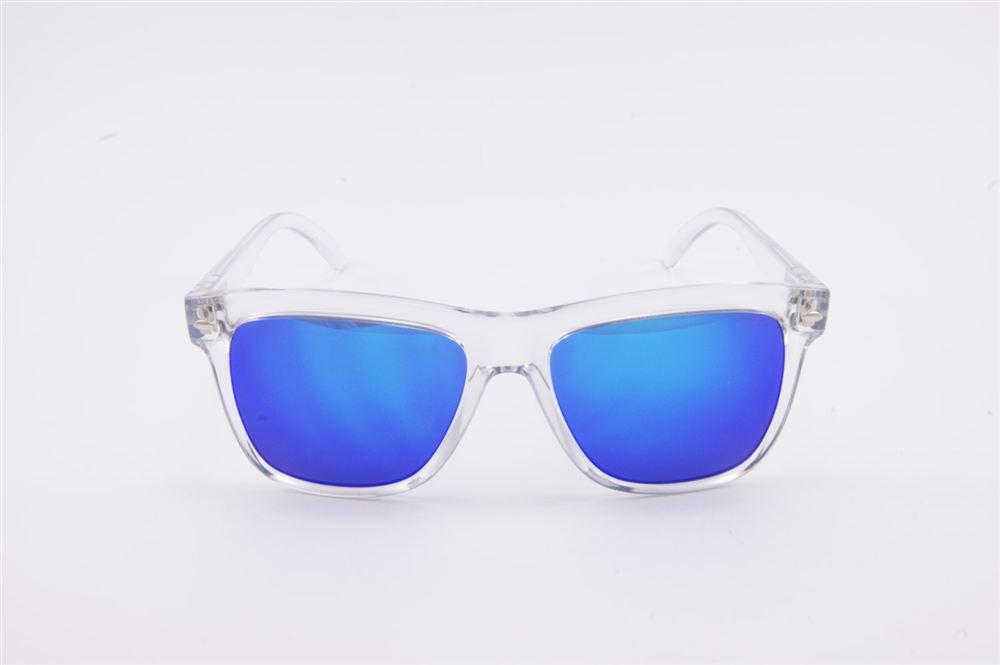 Nulla ethica sine aesthetica c 3 54 17 140 occhiale da sole in iniettato trasparente lenti - Occhiali da sole specchiati spektre ...